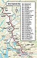 West Highland Way Route