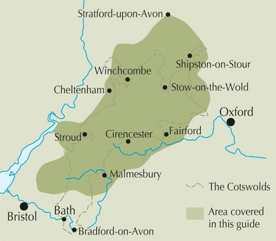 walking in the cotswolds guide
