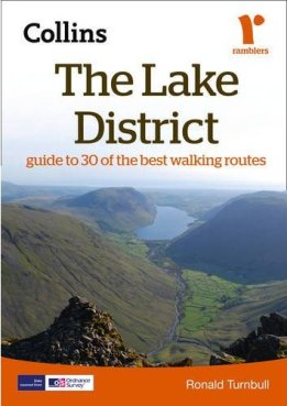 Collins Ramblers Guide - Lake District guide to 30 of the best walking routes