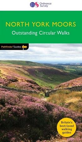 Pathfinder Guide: North York Moors - Outstanding Circular Walks