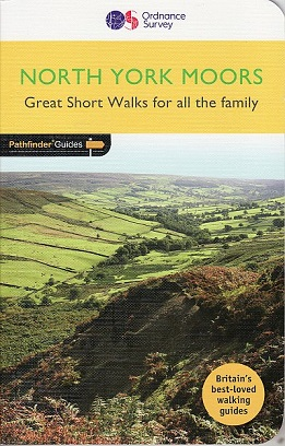 Pathfinder Guide: North York Moors - Great short walks