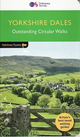 Pathfinder Guide - Yorkshire Dales Walks - Outstanding Circular Walks