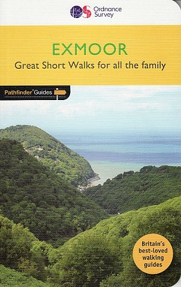 Pathfinder Guide: Exmoor - Great Short Walks for all the Family