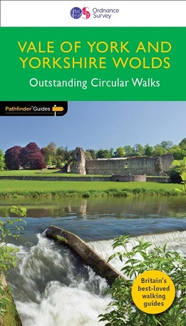Pathfinder Guide: Vale of York and Yorkshire Wolds - outstanding circular walks