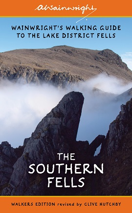 Wainwright's Illustrated Walking Guide to the Lake District Book 4: Southern Fells