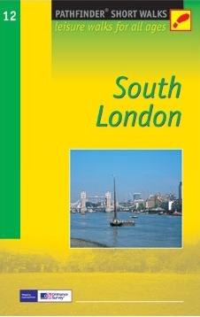 Pathfinder Short Walks in South London
