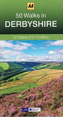 AA 50 Walks in Derbyshire