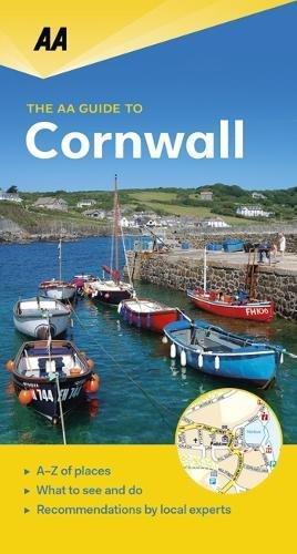 AA Guide to Cornwall