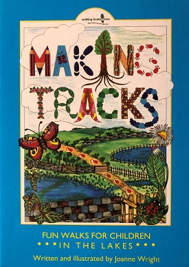 Making Tracks in the Lake District - Fun walks for children