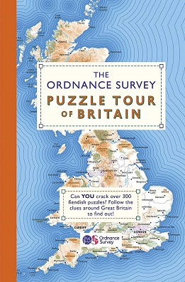 The Ordnance Survey Puzzle Tour of Britain Book
