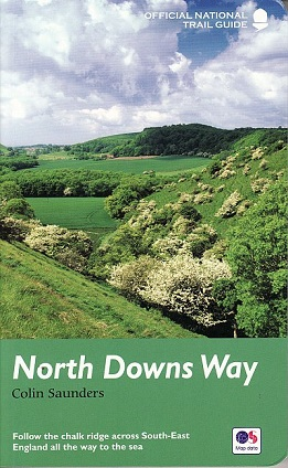 North Downs Way - Official National Trail Guide