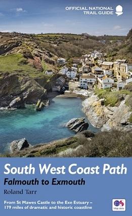 South West Coast Path - Falmouth to Exmouth