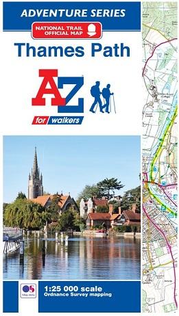 Adventure Atlas - Thames Path