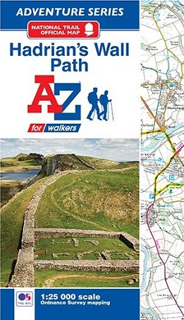 Hadrian's Wall Path Adventure Atlas