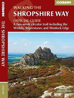 Walking the Shropshire Way - Shropshire's long-distance trail