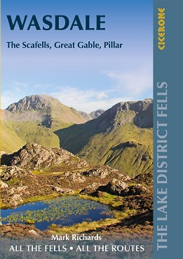 Walking the Lake District Fells - Wasdale The Scafells, Great Gable, Pillar
