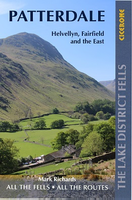 Walking the Lake District Fells - Patterdale Helvellyn, Fairfield and the East