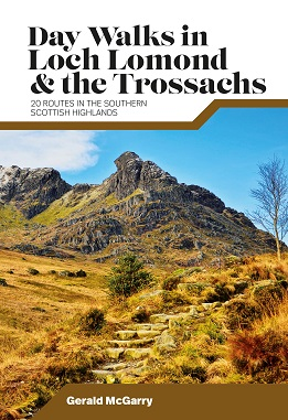 Day Walks in Loch Lomond & the Trossachs: 20 routes in the southern Scottish Highlands