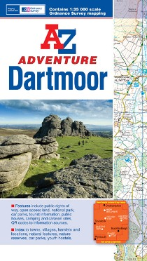 A-Z Adventure Dartmoor