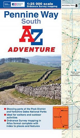 A-Z Adventure - Pennine Way South