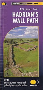 Harvey Maps - Hadrian's Wall Path