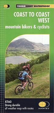 Coast to Coast West - Mountain Bikers and Cyclists