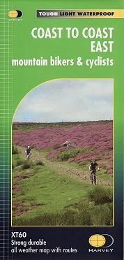 Coast to Coast East - Mountain Bikers & cyclists