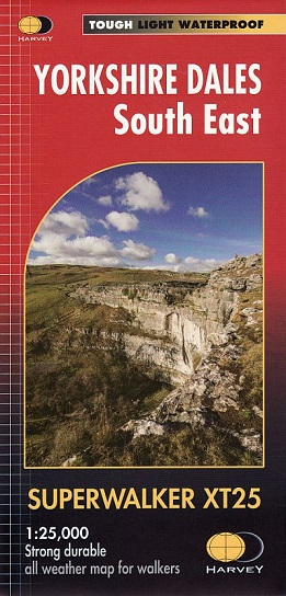 Yorkshire Dales South East - Superwalker XT25