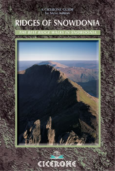 Ridges of Snowdonia - A Walkers and Scramblers Guide