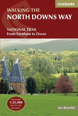 Walking the North Downs Way - National Trail between Farnham and Dover