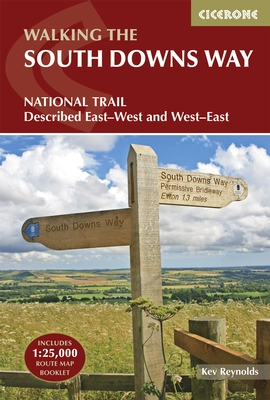 Walking the South Downs Way National Trail - described East-West and West-East