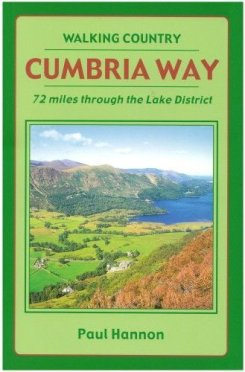 Cumbria Way: 72 Miles Through the Lake District