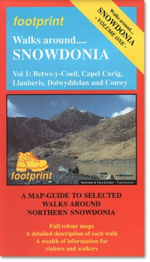 Walks around Snowdonia Volume 1
