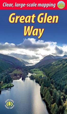 Great Glen Way - Rucksack Readers 6th Edition