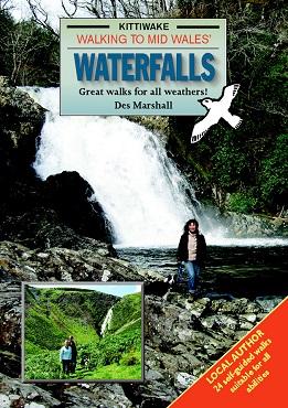 Walking to Mid Wales' Waterfalls