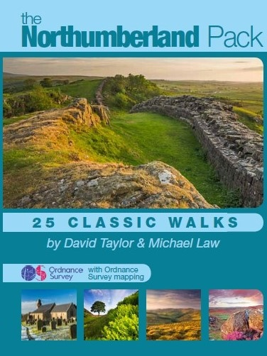 Northumberland Pack - 25 classic walks