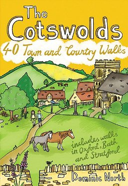 Cotswolds: 40 Town & Country Walks
