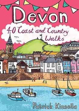Devon - 40 Coast & Country Walks