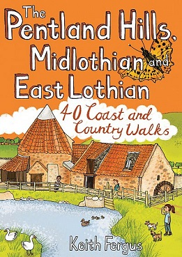 Pentland Hills, Midlothian and East Lothian - 40 Coast and Country Walks