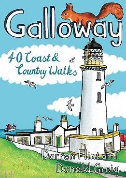 Galloway - 40 Coast & Country Walks