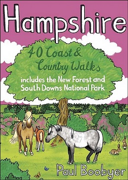 Hampshire - 40 Coast & Country Walks