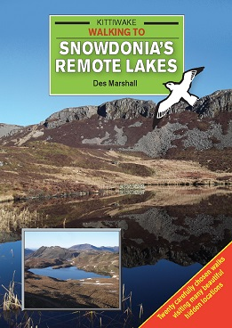 Walking to Snowdonia's Remote Lakes