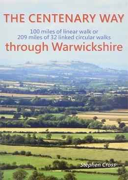 Centenary Way through Warwickshire