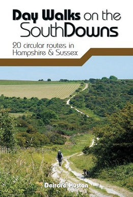 Day Walks on the South Downs - 20 circular routes in Hampshire & Sussex