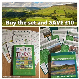 North York Moors set - 2 Volumes