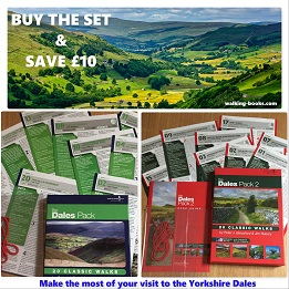 The Dales Pack Set - 2 Volumes