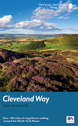 Cleveland Way - over 100 miles of magnificent walking