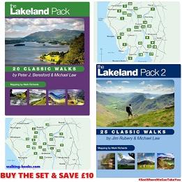The Lakeland Pack Set - 2 Volumes