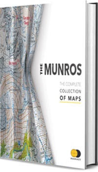 The Munros: The Complete Collection of Maps