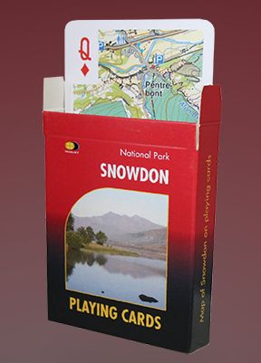 Snowdon Playing Cards